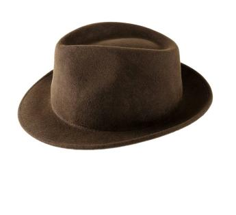 My Wide Trilby B Couture